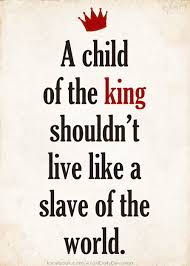 Galatians 4 child of the King