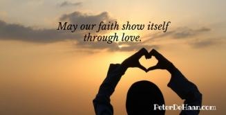 Galatians 5 faith and love