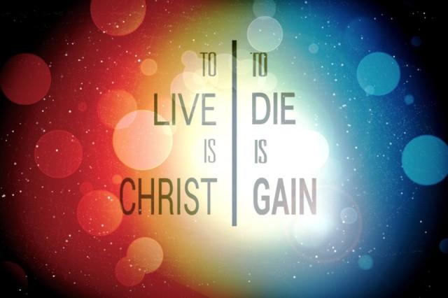 Philippians 1 gain