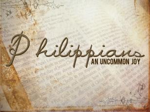 Philippians 1 uncommon joy