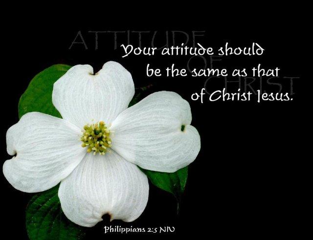 Philippians 2 attitude