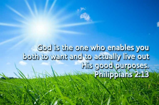 Philippians 2 God wants