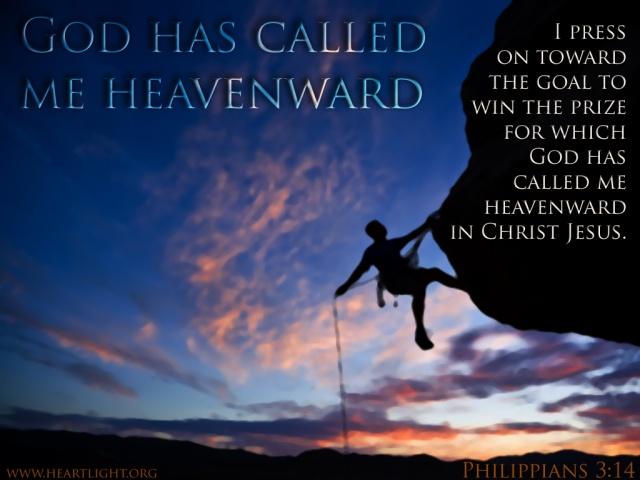 Philippians 3 heaven bound