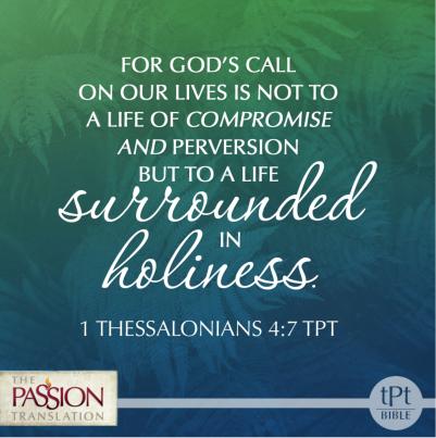 1 Thessalonians 4 Gods best