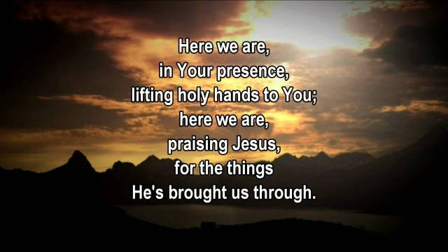 1 Timothy 2 pray
