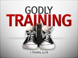 1 Timothy 4 godly