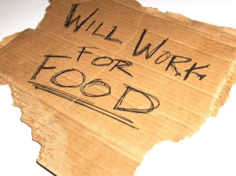 2 Thessalonians 3 work for food
