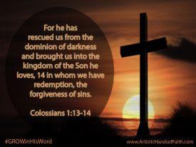 Colossians 1 Jesus