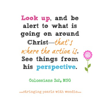 Colossians 3 action in Christ