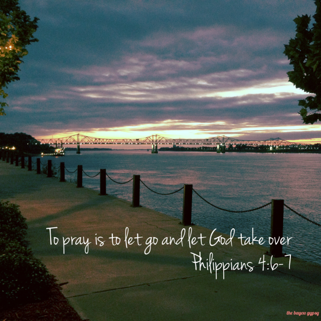 Philippians 4 pray