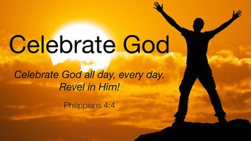 Philippians revel in Him