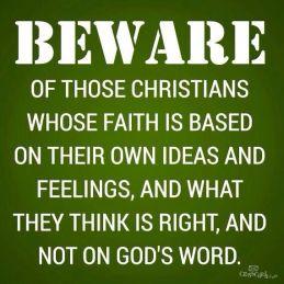 2 Timothy 3 beware