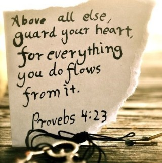 2 Timothy 3 guard your heart