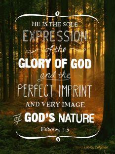 Hebrews 1 Jesus is God
