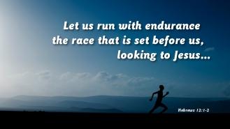 Hebrews 12 run