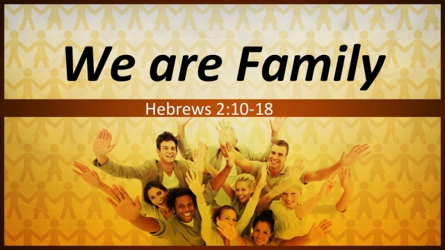 Hebrews 2 family