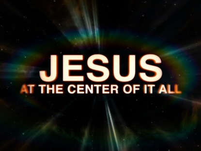 Hebrews 3 Jesus at the center
