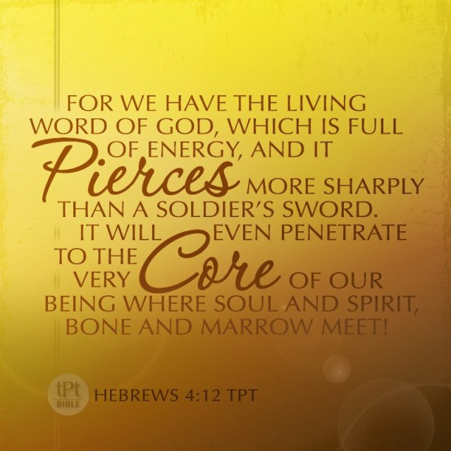 Hebrews 4 passion
