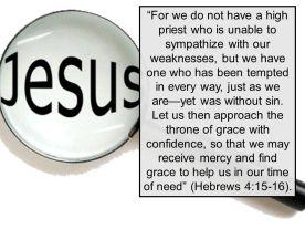 Hebrews 5 Jesus