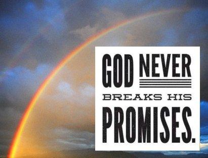 Hebrews 6 God never