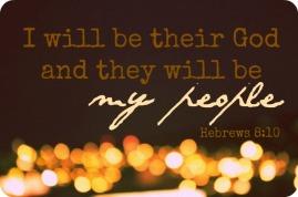 Hebrews 8 my people