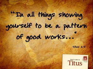 Titus 2 show