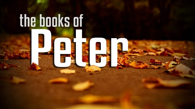 1 Peter 1 books