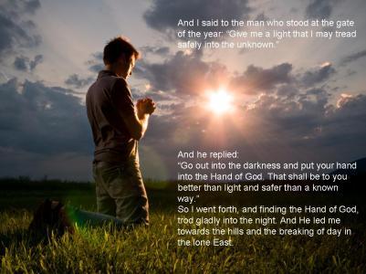 1 Peter 5 God led