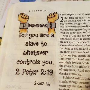 2 Peter 2 control