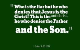 1 John 2 22