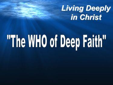 1 John 2 live deep
