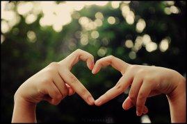 1 John 3 heart of hands
