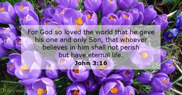 3 John love of God
