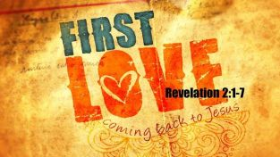 Revelation 2 first love