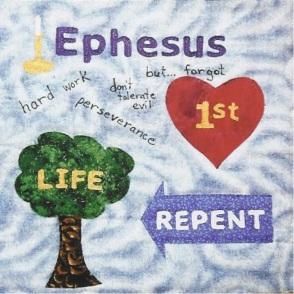 Revelation 2 repent
