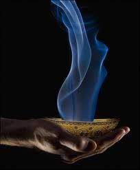 Revelation 5 prayers as incense