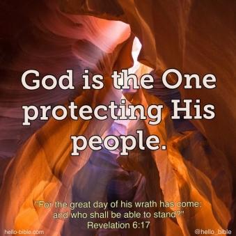 Revelation 6 God