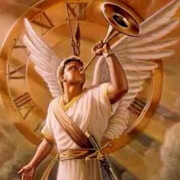 Revelation 8 9 trumpet sound