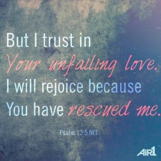 Psalm 13 love
