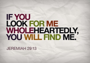 Psalm 14 look for Me