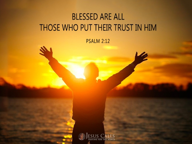 Psalm 2 trust in God