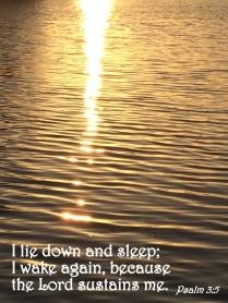 Psalm 3 sleep