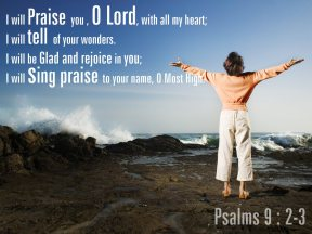 Psalm 9 all