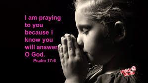 Psalm 17 I know