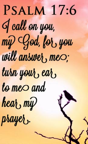 Psalm 17 listen
