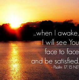Psalm 17 love for God