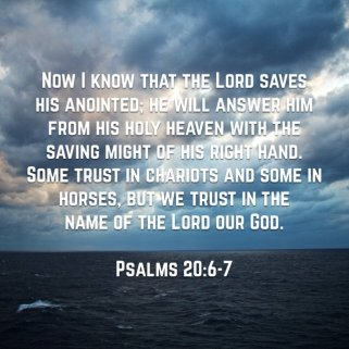 Psalm 20 trust