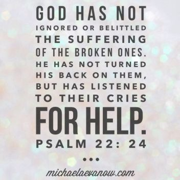Psalm 22 24