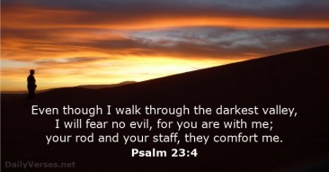 Psalm 23 lead me