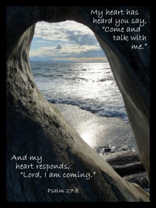 Psalm 27 hide and find